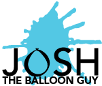 Josh the balloon guy Logo